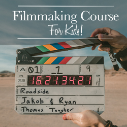 Filmmaking Course for Kids & Teens