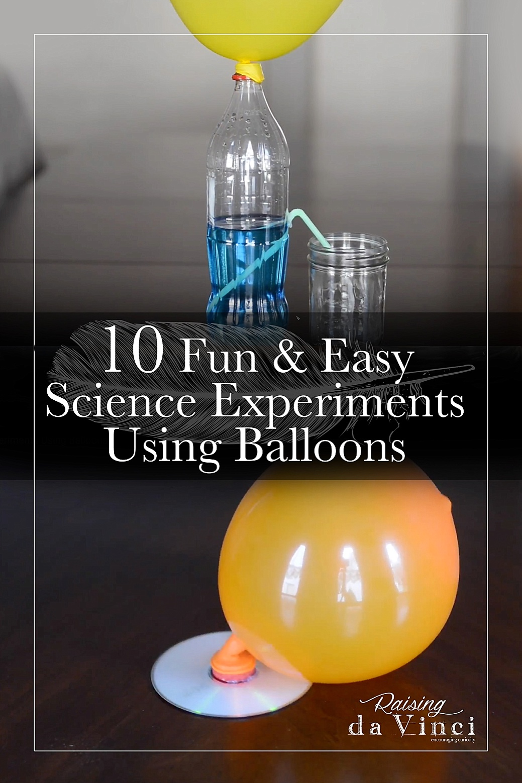 10 Easy Science Experiments Using Balloons