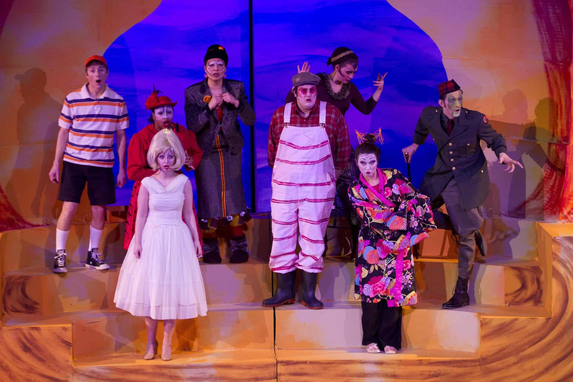 James And The Giant Peach Comes To Festival Place February 16 19