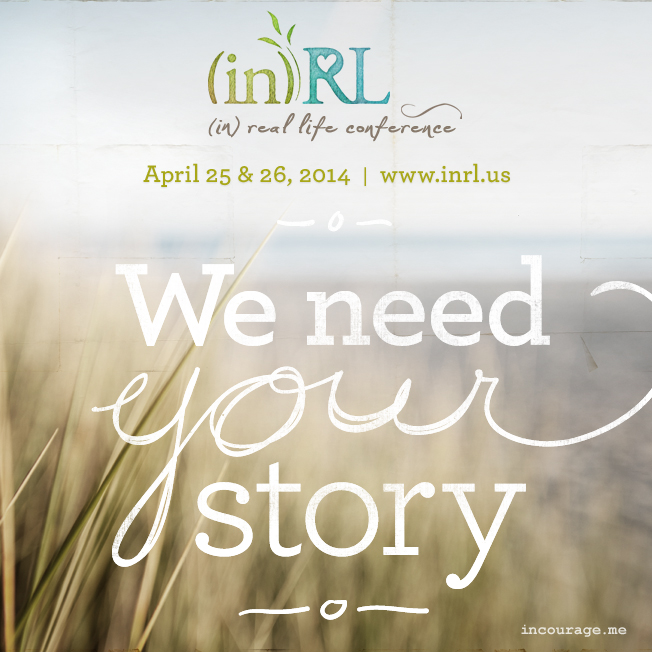 We Need Your Story