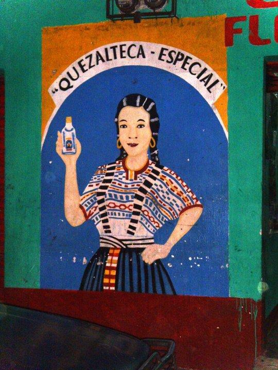 A national icon, Quezaltica or