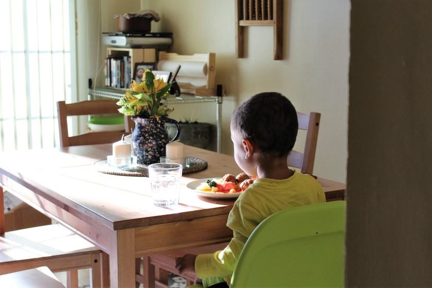 Keishua Arthur - Times at the Table - Raising Mothers