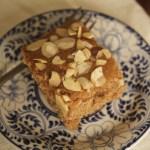 Spelt – Honey Cake