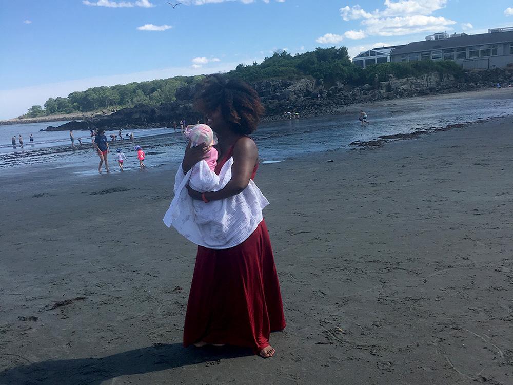 In Infancy | Keesa McKoy | Raising Mothers