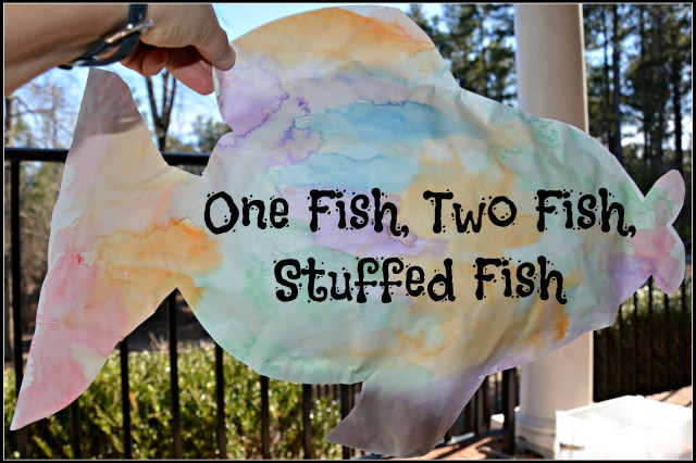stuffed fish