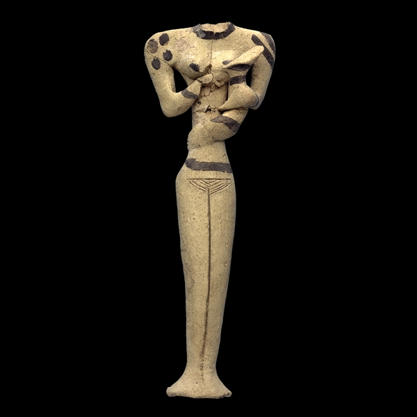Mother and Child Ubaid figurine ps232775_l