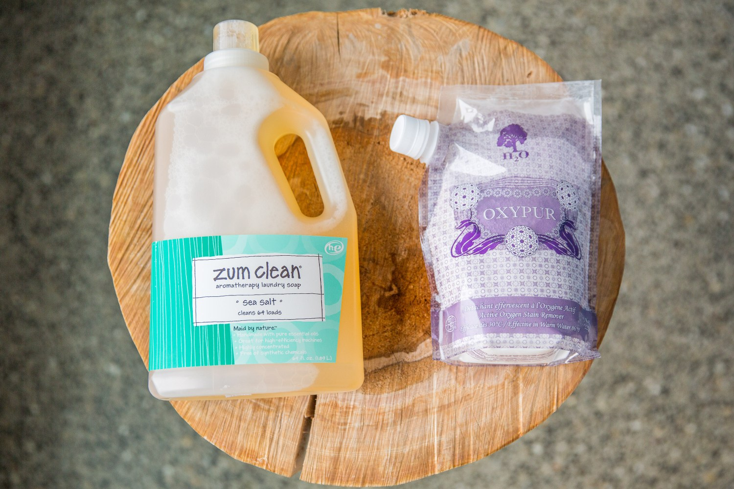 Ditch the Dirty Laundry Detergent.