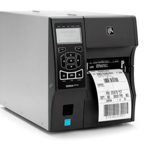 Zebra ZT410 203dpi Thermal Transfer + Ethernet, Bluetooth