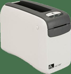 RajaBarcode.com - Zebra HC100