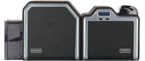 Fargo HDP5000 Dual-Side, Single-Side Lamination + Magnetic Stripe Encoder