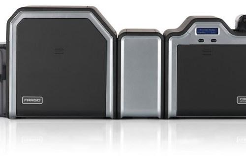 Fargo HDP5000 Dual-Side, Dual-Side Lamination + Magnetic Stripe Encoder, HID Prox Encoder, Contact Encoder