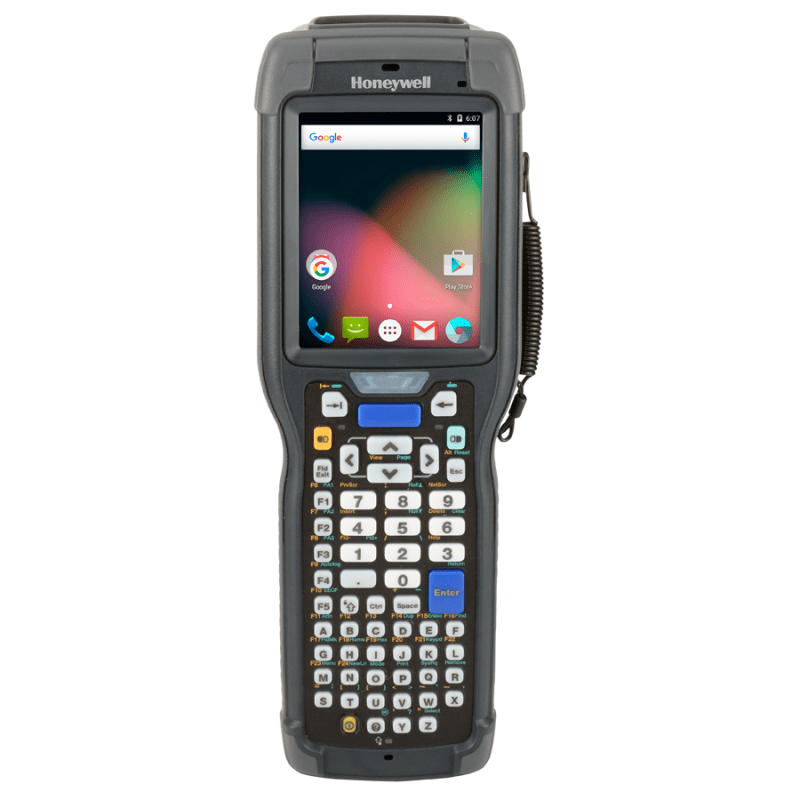 Honeywell CK75 Alphanumeric ,Imager,5603ER,Android (Mobile Computer)