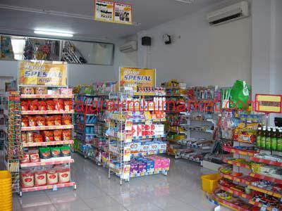Buat Minimarket Sendiri ?