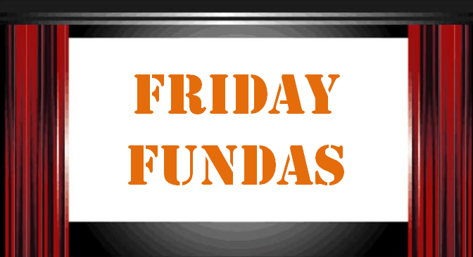 Friday Fundas: Three Act Play