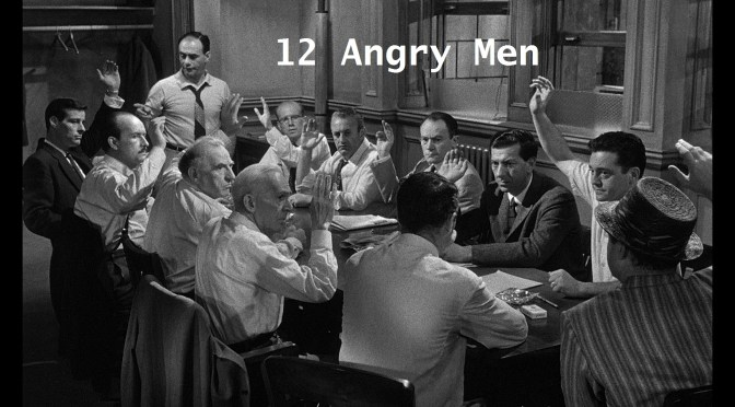 12 Angry Men Review
