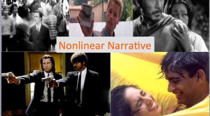 Nonlinear narrative – Art of script writing from a different dimension