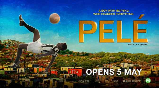 Pelé: Birth of a Legend Review