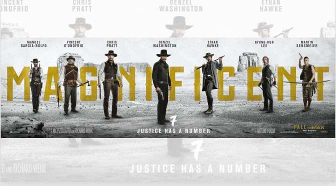 The Magnificent Seven (2016) Review