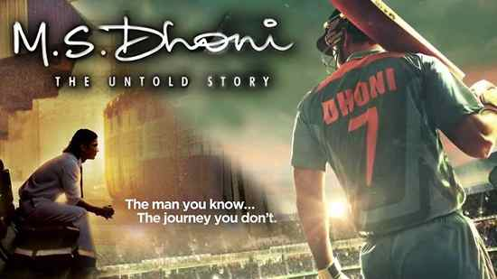 M S Dhoni: The Untold Story Review