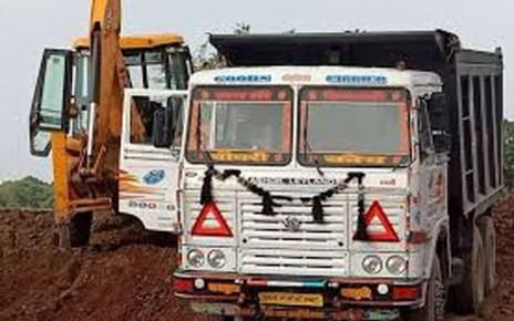 Terror of mining mafia in leasehold