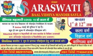 sarswati school sayla