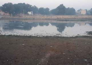 How will the sports ground of the students' all-round development college be a big pond