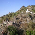Honeymoon Point and Ganesh temple