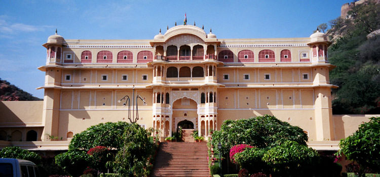 Samode Palace , Rajasthan