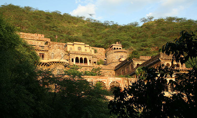 Neemrana Fort in Alwar