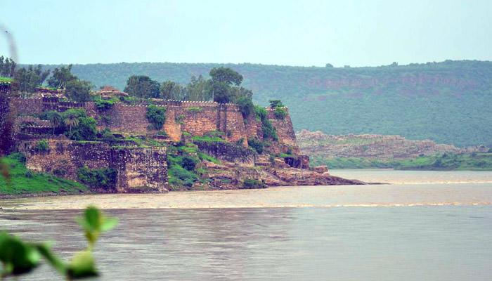 Gagron Fort in Jhalawar