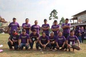 Gathering Rajawali Parquet Property pangalengan