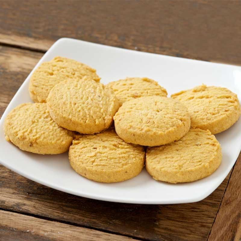 Kaju-Pista-Cookies