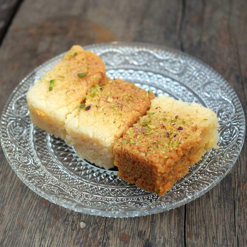 MILK CAKE BURFI 1