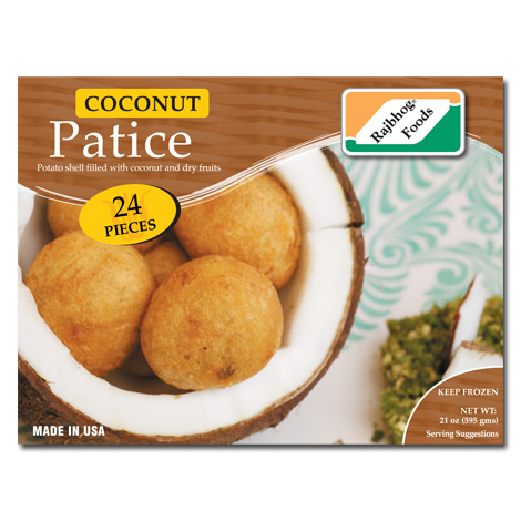 Coconut Patice