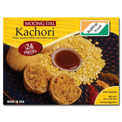 Moong Dal Kachori