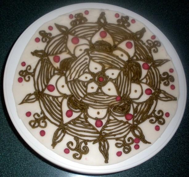 Mehandhi Cake