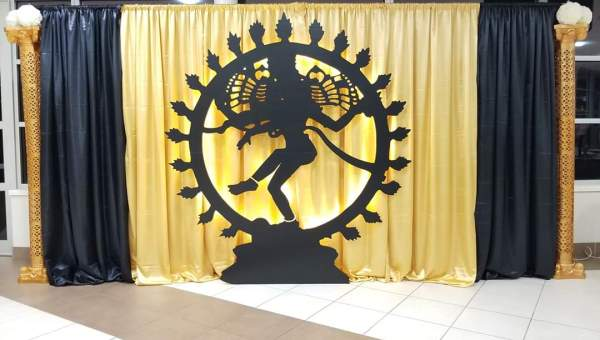 Decoration for Arangetram