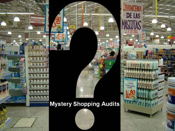 Mystery Audits