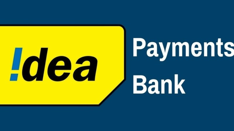 Idea Payments Bank Launched, Starts Operation