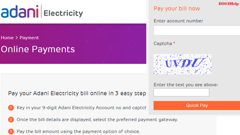 How To Make Reliance Energy Online Bill Payment ?