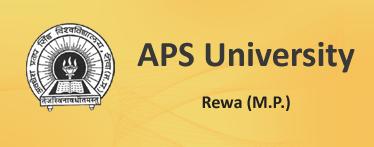 APS University Time Table 2018