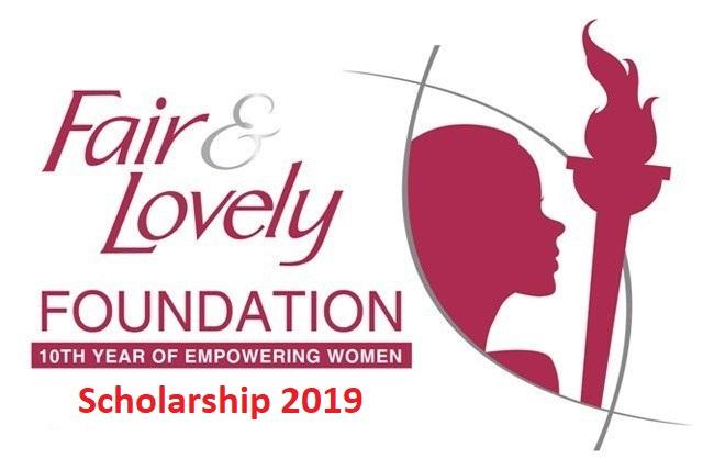 fair and lovely foundation scholarship