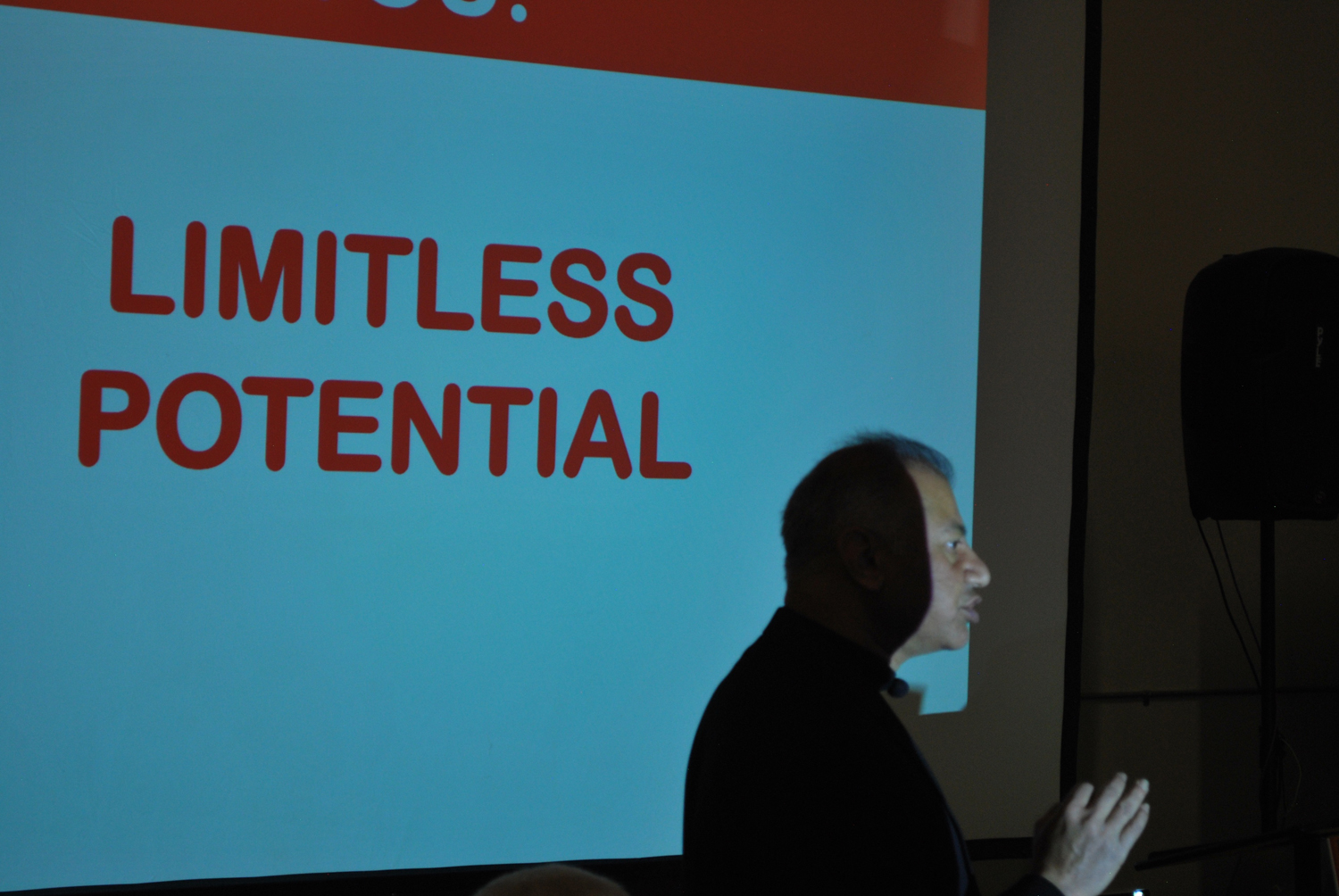 Raj Rawat, Reverse the Chase, Limitless Potential