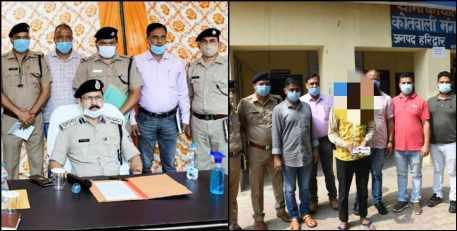 उत्तराखंड: मंदिर के सेवादार की हत्या का राज खुला, कुकर्म की वजह से हुआ कत्ल  (Haridwar mandir sewadar murder mistry solved)