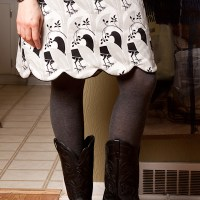 """My """"Meringue"""" skirt- dance party tested, sewing nerd approved"""