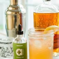 Tarragon Whiskey Sours