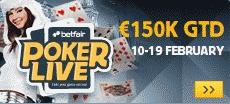 Betfair Poker Live Winter Kiev Qualifiers