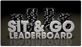 Carbon Sit and Go Leaderboards Promo