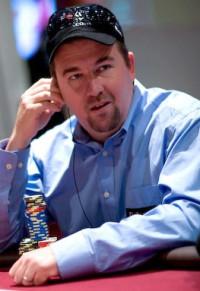 PokerStars professional poker player Chris Moneymaker.