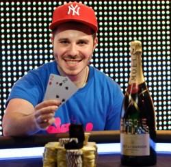 Dan smith - Aussie Millions 100K Chanpion